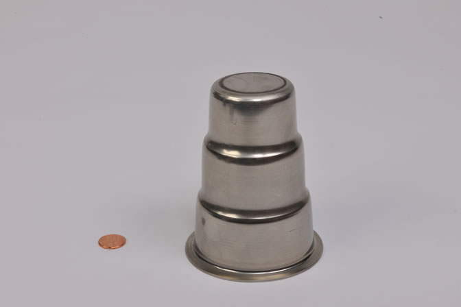 Stainless Steel Housewares Component